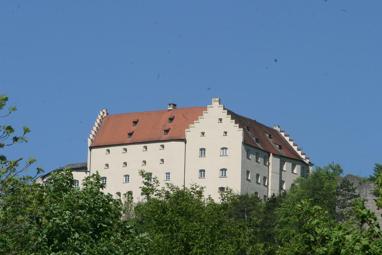 Rosenburg Mit Falkenhof